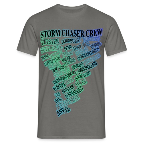 Herren T-Shirt STORMCHASER CREW - Männer T-Shirt