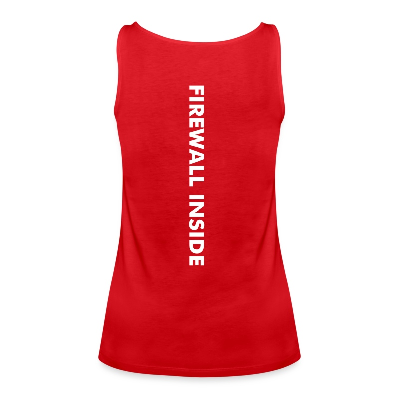 FIREWALL INSIDE - Women's Premium Tank Top