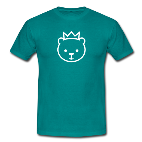 Berliner Bär - Männer T-Shirt