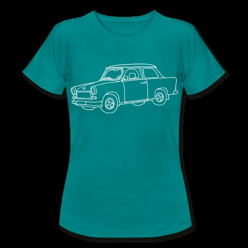 Trabi - Frauen T-Shirt