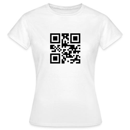 Sono Single QR - maglietta Donna - Maglietta da donna