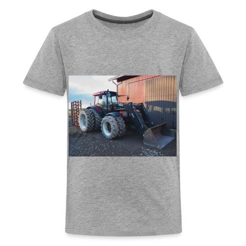 Keväinen - Teinien premium t-paita