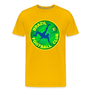 Brazil Football club - Men's Premium T-Shirt