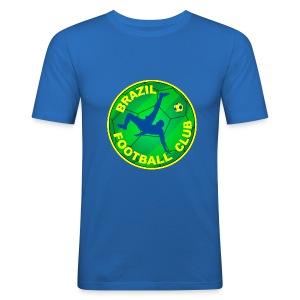 Brazil Football club - Men's Slim Fit T-Shirt