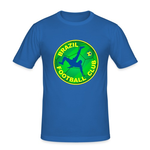 Brazil Football club - Men's Slim Fit T-Shirt