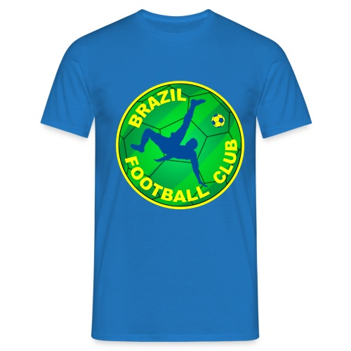 Brazil Football club - Men's T-Shirt