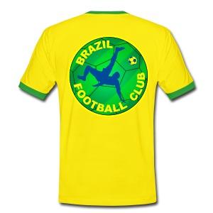 Brazil Football club - Men's Ringer Shirt
