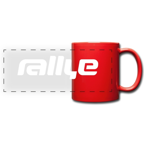 rallye Tasse - Panoramatasse farbig