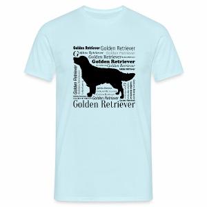 Golden Retriever - Männer T-Shirt