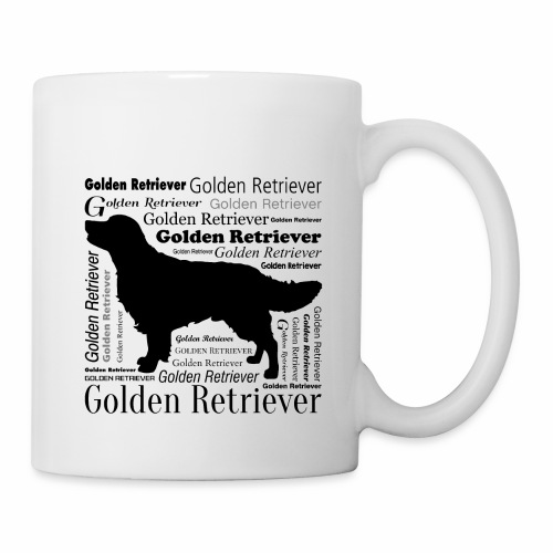 Golden Retriever - Tasse
