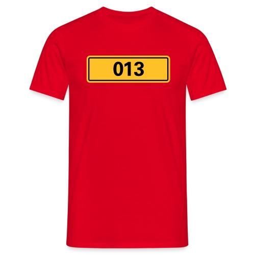 Tilburg, 013 - Mannen T-shirt