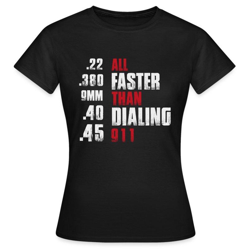 All Faster - Frauen T-Shirt