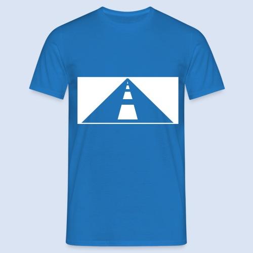 AUTOBAHN - AUF REISEN - Männer T-Shirt