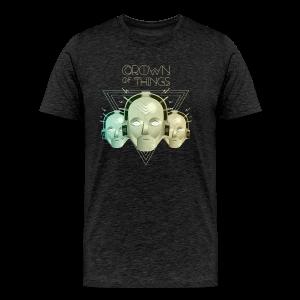 Crown of Things 2nd Life T-Shirt - Männer Premium T-Shirt