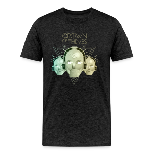 Crown of Things 2nd Life T-Shirt - Männer Premium T-Shirt
