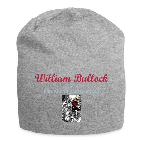 William Bullock Designer'd; Jersey, Beanie, Aprons, Bibs, Smocks, Pinafores, Overalls, Mugs, T-Shirts, Colour'd T-Shirts, Polo Shirts, Cushions, Caps, Bags, Buttons, Sportswear. - Jersey Beanie