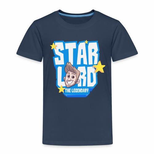 Starlord Kid's Tee - Blue Logo - Kids' Premium T-Shirt