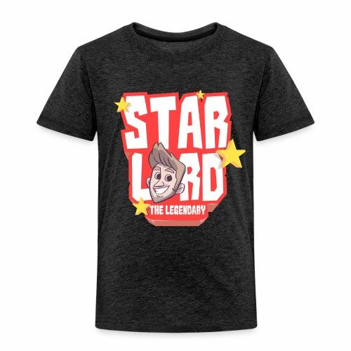 Starlord Kid's Tee - Red Logo - Kids' Premium T-Shirt