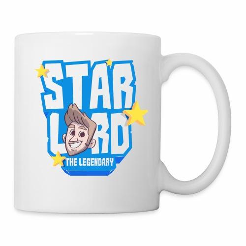 Starlord Mug - Blue Logo - Mug