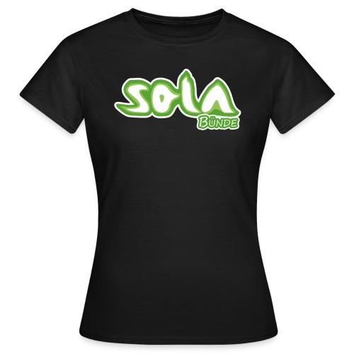SOLA-Shirt WOMAN2 - Frauen T-Shirt