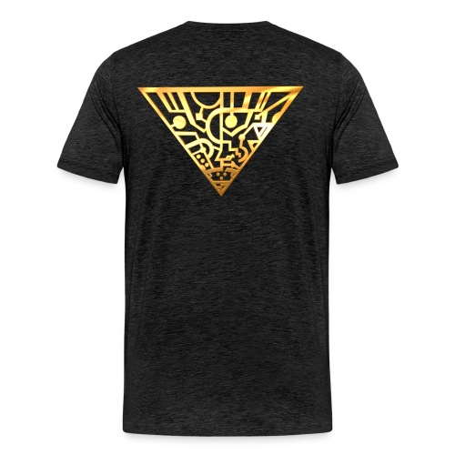 Die dreibeinigen Herrscher - Kappe - Männer Premium T-Shirt