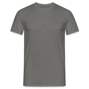 Wave  Hand Sign - Männer T-Shirt