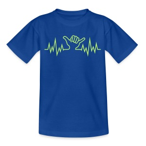 Wave  Hand Sign  - Kinder T-Shirt