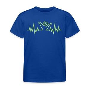 Wave  Hand Sign  - Kinder T-Shirt