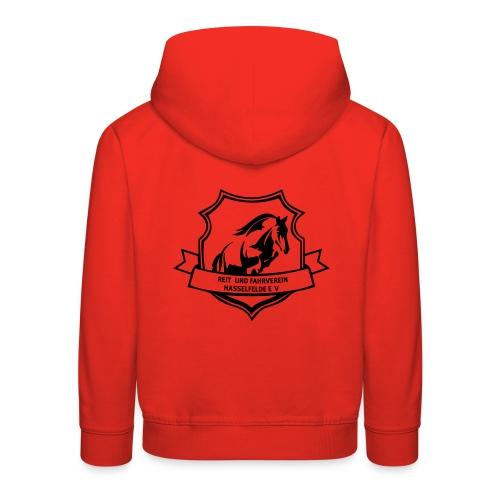 Reitverein Hasselfelde Kinder hoodie - Kinder Premium Hoodie