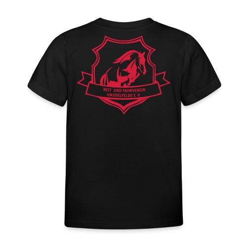 Reitverein Hasselfelde Kinder T-Shirt  - Kinder T-Shirt