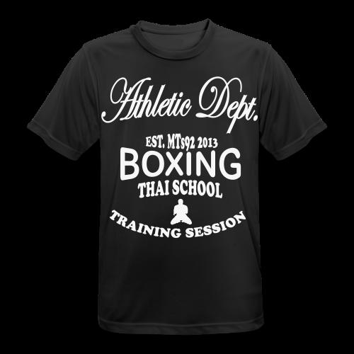 T SHIRT SPORT ATHLETIC CLUB MTS92 - T-shirt respirant Homme
