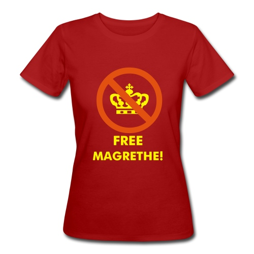 Free magrethe Hippie Girl Shirt - Organic damer