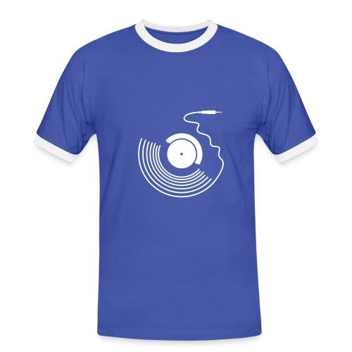 Music - Camiseta contraste hombre