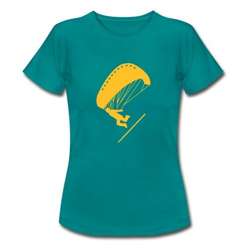 Launch. - Frauen T-Shirt