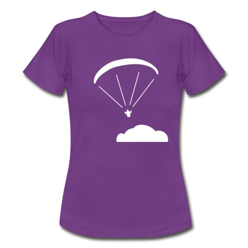 Above the clouds. - Frauen T-Shirt