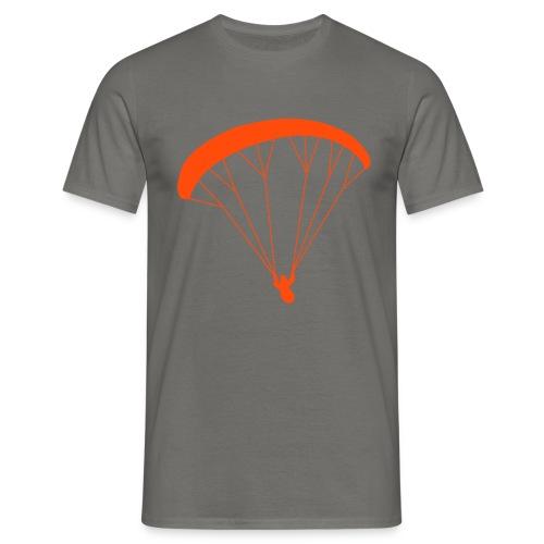 Gleitschirm - Männer T-Shirt