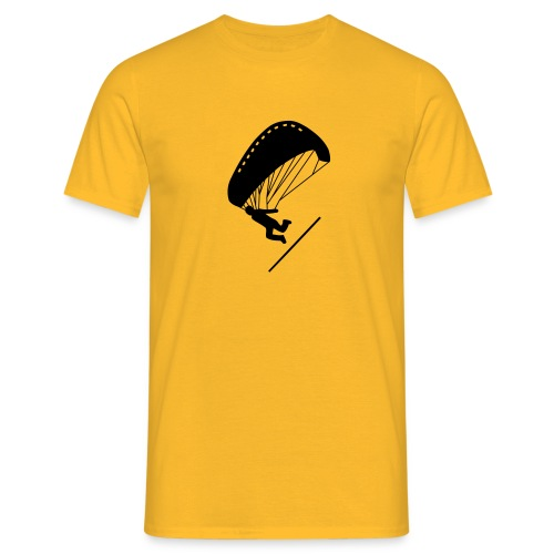 Launch! - Männer T-Shirt