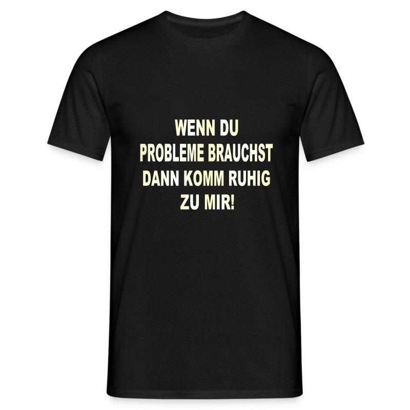 Problemperson - Men's T-Shirt