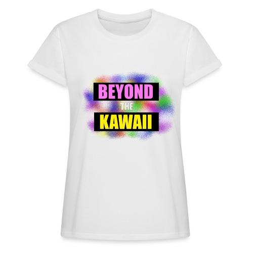 Beyond the Kawaii - Women's Oversize T-Shirt