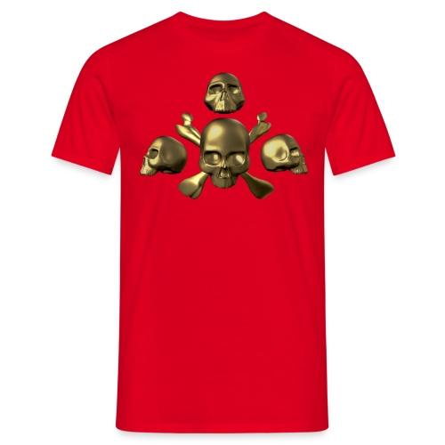 Skull & Bone - Männer T-Shirt
