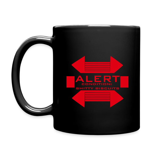 Shitty Biscuits Mug - Full Colour Mug
