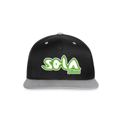 SOLA-Cap - Kontrast Snapback Cap
