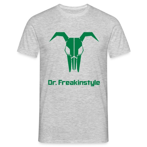 Dr Freakinstyle logo - Men's T-Shirt