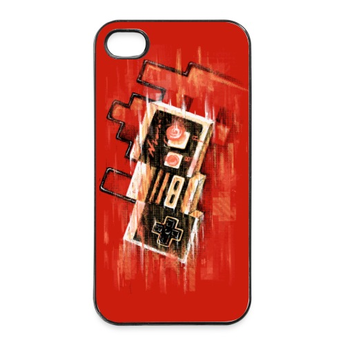 Blurry NES - iPhone 4/4s Hard Case