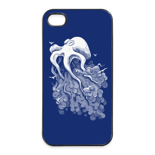 Deep Cloud Navy - iPhone 4/4s Hard Case