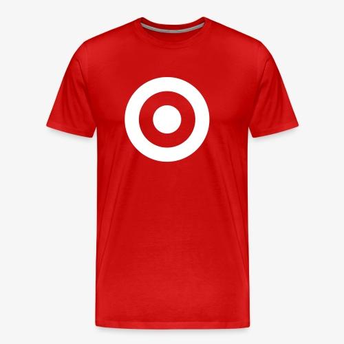 Symbol H rot - Männer Premium T-Shirt