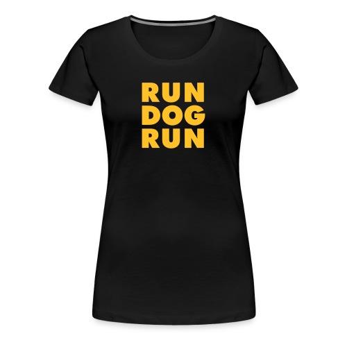 Premium T-skjorte for kvinner – STOR logo - Premium T-skjorte for kvinner