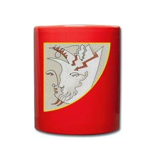 Geistesblitze - Liebe - Tasse einfarbig
