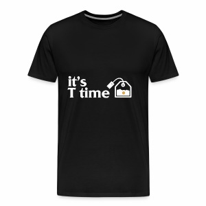 Tee-shirt it's T time - T-shirt Premium Homme
