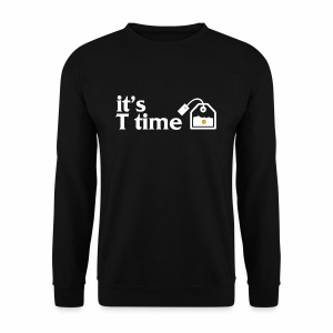 Sweat-shirt it's T time - Sweat-shirt Homme